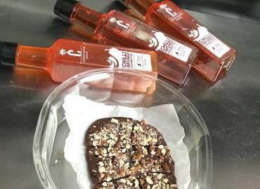 Chili Chocolate Bark Recipe