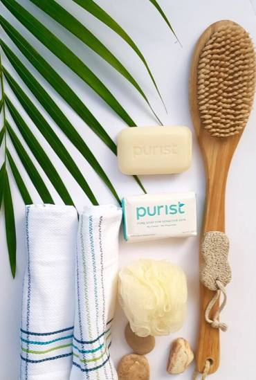 Purist Pure Soap for sensitive skin