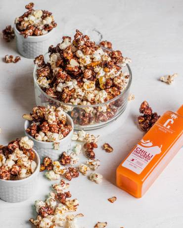 Chilli Chocolate Popcorn Recipe