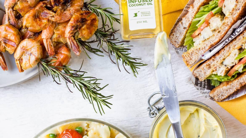 Lemon Coconut Oil Mayonnaise Recipe