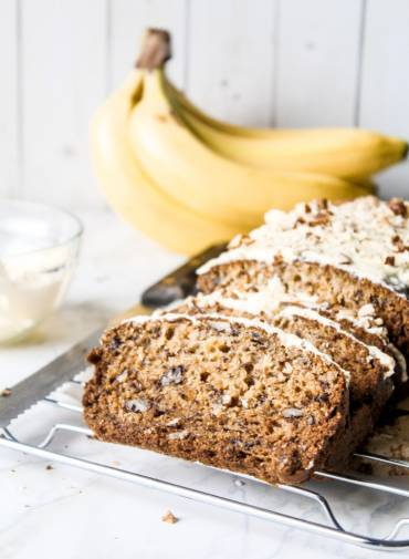 Banana Carrot Bread Recipe