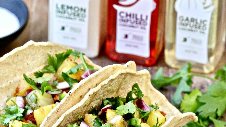 Tropical Fish Tacos Recipe