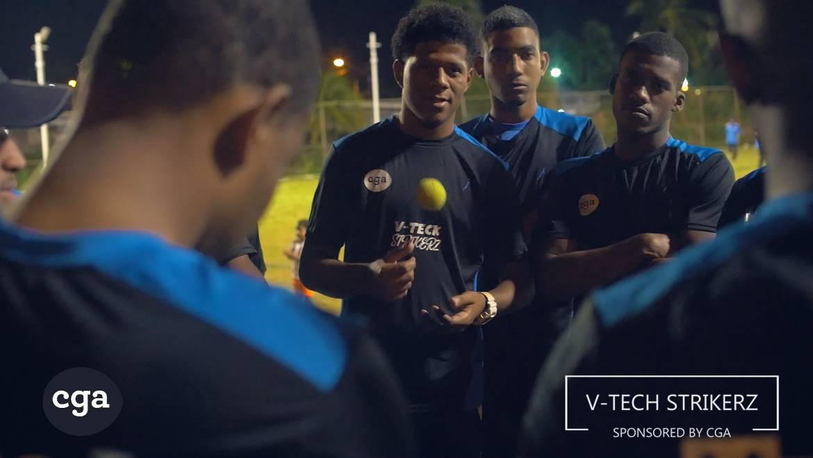 CGA Caribbean Supports the V Tech Strikerz