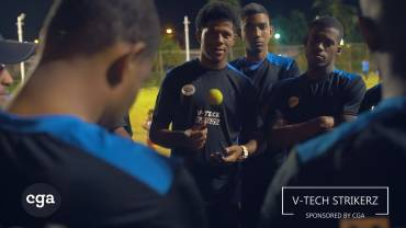 CGA Caribbean Supports the V Tech Strikerz