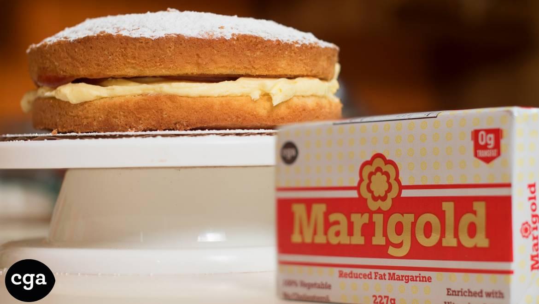 Victoria Sandwich Cake Recipe with Wendy Rahamut