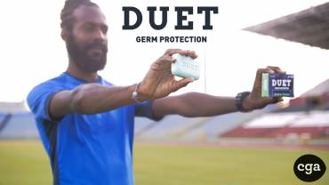 Duet Germ Protection Soap Launch
