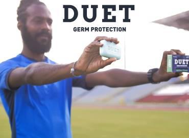 Duet Germ Protection Soap Launch