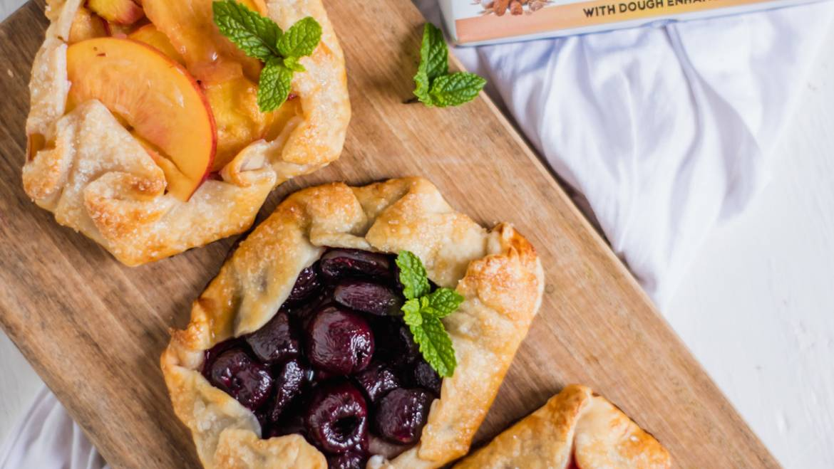 Fruit Galette Recipe