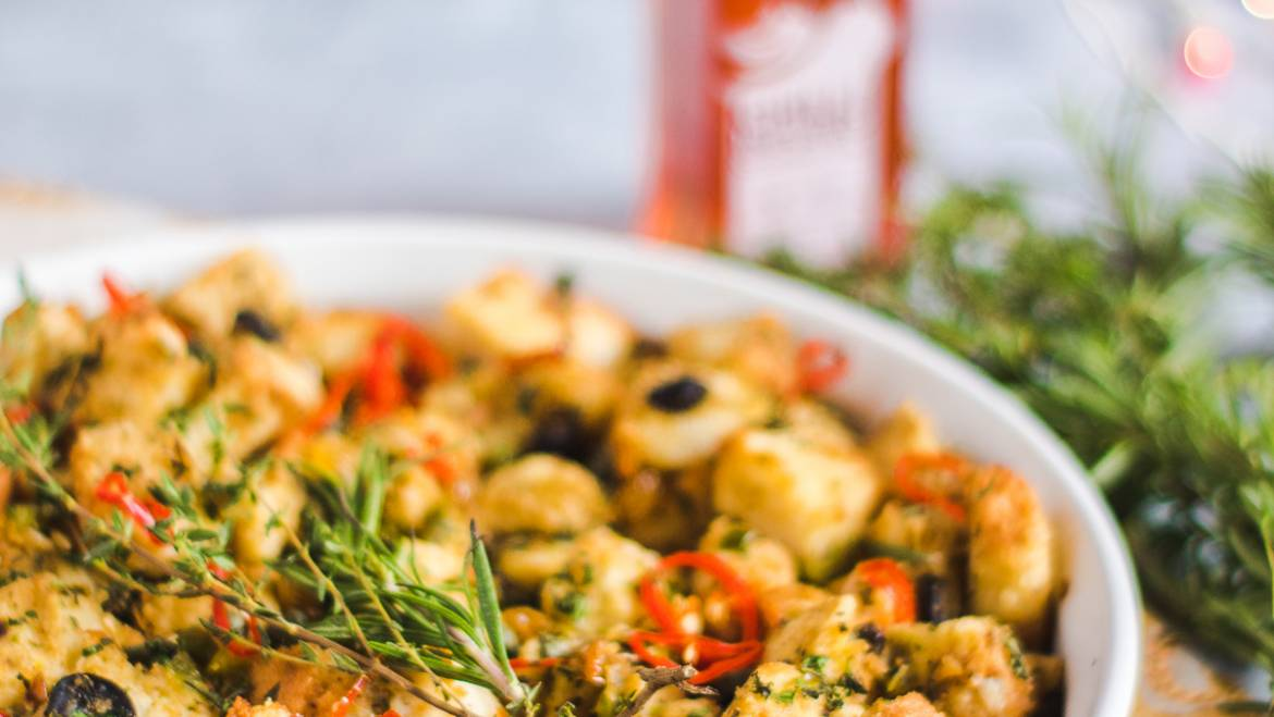 Spicy Stuffing Recipe