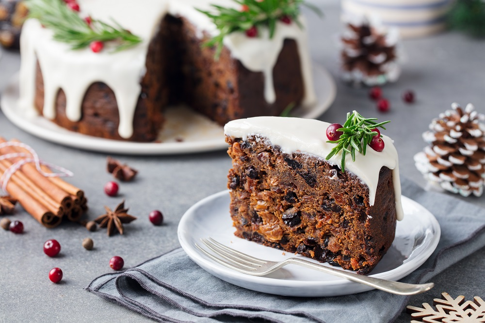 Trini Black Cake Recipe