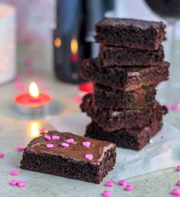 Coconut Oil Gluten Free Brownies Recipe
