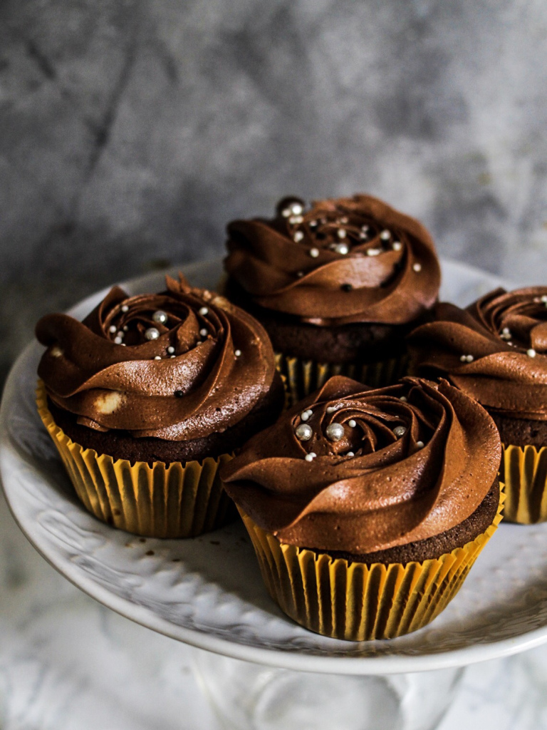 Chocolate Patron Cupcakes Recipe