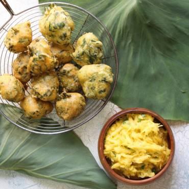 Gluten-Free Saheena Bites Recipe