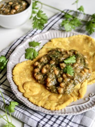 Gluten-Free Doubles Bara Recipe