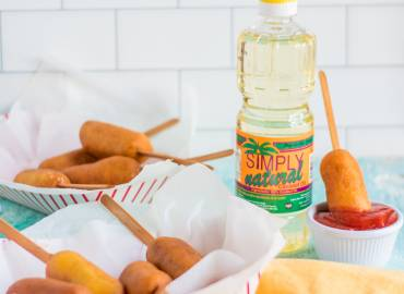Tasty Mini Corn Dog Recipe