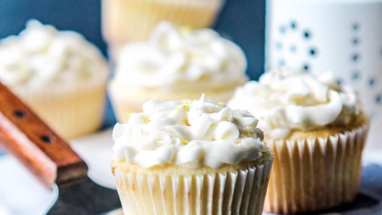 Gluten Free Orange Sponge Cupcakes Recipe