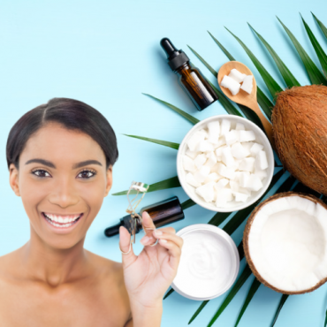 Coconut Oil for Eyelash Growth