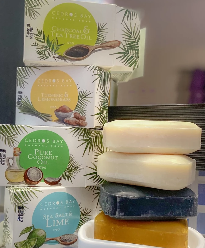 Self Care September with Cedros Bay: Soap Set Review!