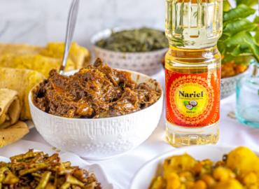 Divali Recipe- Mango Talkari