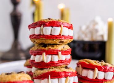 Fang-tastic Halloween Cookies!